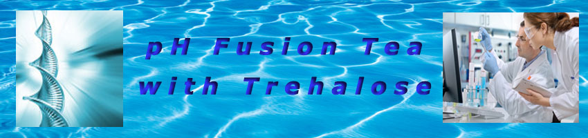 Trehalose pH Fusion Tea