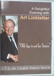 Art Linkletter DVD Cover